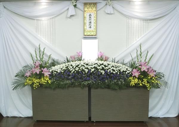 みすみ葬花祭壇