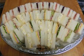 サンドイッチ 5~6名様分 2,700円(税別)